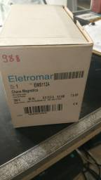 Chave magnética eletromar 7.5hp partida