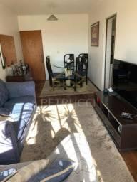 Apartamento à venda com 3 dormitórios em Parque industrial, Campinas cod:AP007137