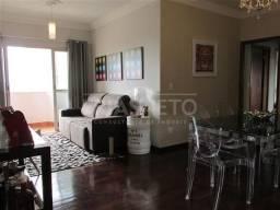 Apartamento à venda com 3 dormitórios em Nova america, Piracicaba cod:V120173