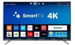 "Smart TV Philips 4k 58""  (Coari-AM)"