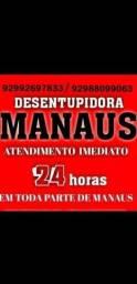 Desentupidora Manaus está pronta para resolver seu