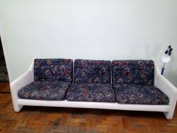 Conjunto de sofá dos anos 70/80.