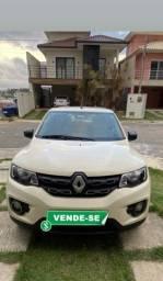 Renault KWID com baixa km - carro de família