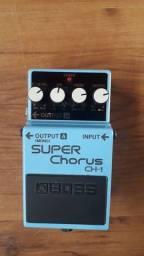 Pedal CH1 Boss - Super Chorus