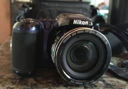 Título do anúncio: Camera Nikon L810