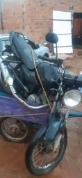 Moto ybr