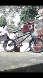 BMX COM AMORTECEDOR