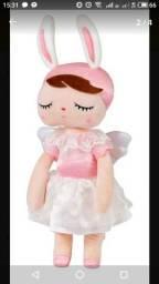 boneca metoo angela angel rosa