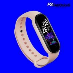 Relógio Smart M5 Fitpro (Lançamento) Temos em várias cores
