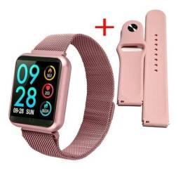 Relógio smartwatch p80<br><br>