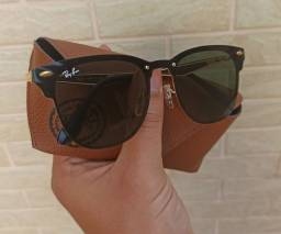 Ray Ban feminino importado lente protegida