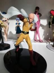 Saitama 20cm One Punch Man Action Figure Boneco Anime