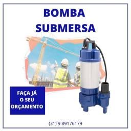 Título do anúncio: LOCAÇÃO DE BOMBA SUBMERSA