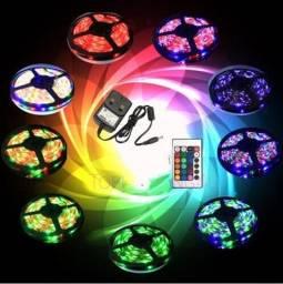 10 Metros fita led RGB