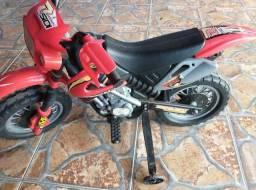 Vendo moto elétrica por 450
