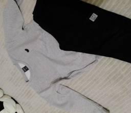 Lote roupas menino Tam 8