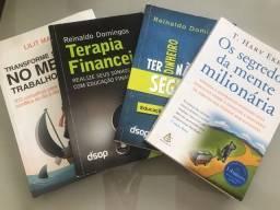 Título do anúncio: Livros Educação Financeira
