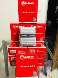 Taramps Ts400x4 Novo Zero na caixa