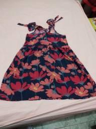 Vestidos infantis tamanho 10 e 14