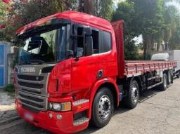 Título do anúncio: Caminhão Bitruck Quarto Eixo Carroceria Scania P310 8x2<br><br>
