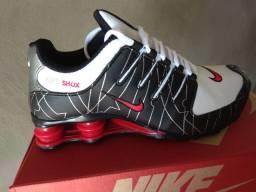 Novo: 1° Linha-Nike SHOX 4 molas