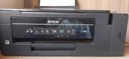 Impressora pouco usada