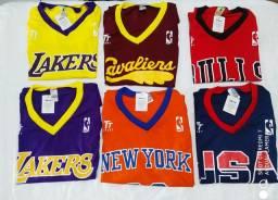 Camisas regata basket