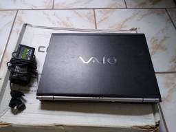 Notebook Sony vaio PCG-6L2M com defeito