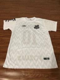 Camisas ( Santos, Flamengo, Grêmio)