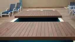 Planejados e decks de piscina