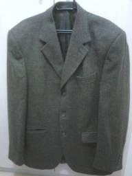 Título do anúncio: Blazer em lã tweed da Vila Romana usado
