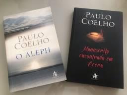 Título do anúncio: Livros Paulo Coelho