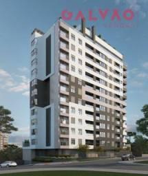 Apartamento à venda com 3 dormitórios em Cristo rei, Curitiba cod:40971