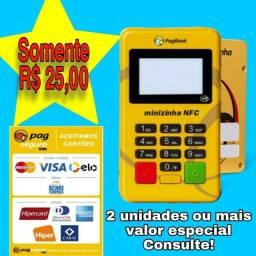 Minizinha NFC Pag Seguro