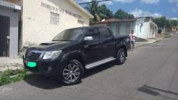 Hilux srv 2013 Automática Diesel