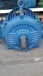 Motor elétrico trifásico 10 cv rpm 1740.