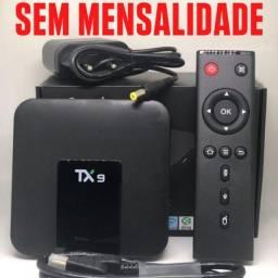 Smartv Box tx9 Completa