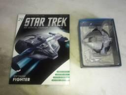 Star Trek - Edição 29 - Jem'Hadar Fighter (Eaglemoss)