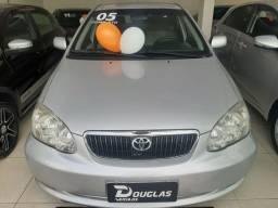 Raridade: Toyota Corolla 1.8 XEI AUT. Completo  - 2005/2005