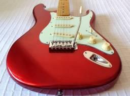 Guitarra Tagima Strato Semi Nova