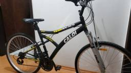 Bicicleta Caloi Andes Aro 26 21 marchas
