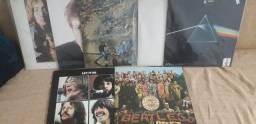 Vinis Beatles e outros