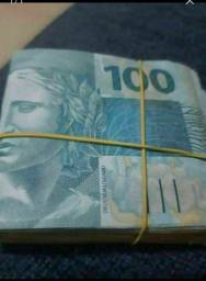 Dinheiro com cartão