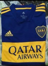 Camisa Boca Juniors 20/21  Importada - Riquelme/10