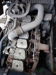 Motor Cumins série B 6 cilindros