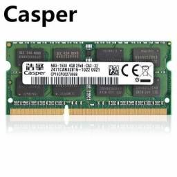 Memoria Notebook | Ddr3 | Casper | 4gb 1600mhz