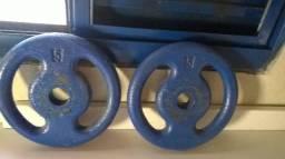Anilhas,barra para portal