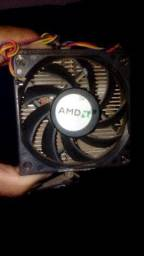 Processador amd athlon II + cooler + suporte