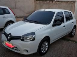 Renault clio 1.0 16v 13/14 Completo top. - 2014