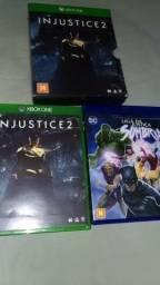 Injustice 2 edição limitada